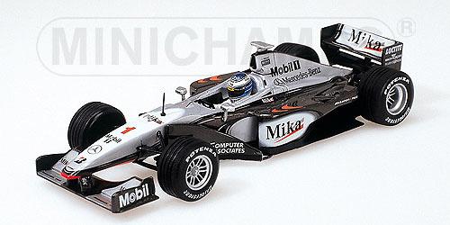 McLaren MP4/14 nº 1 Mika Hakkinen (1999) Minichamps 436990001 1/43