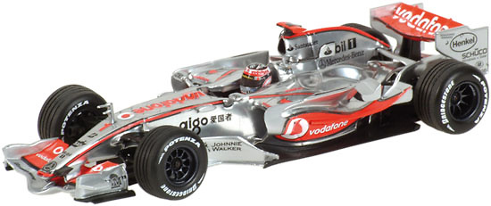 McLaren MP4/22 nº 1 Fernando Alonso (2007) Minichamps 530074301 1/43