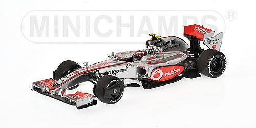 McLaren MP4/24 nº 2 Heikki Kovalainen (2009) Minichamps 1/43