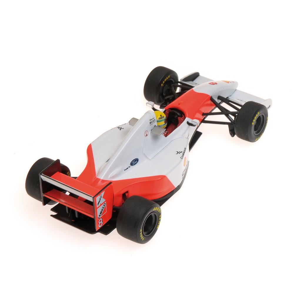 McLaren MP4/8 nº 8 Ayrton Senna (1993) Minichamps 540934308 1:43