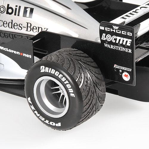 McLaren MP4/98T Biplaza Haekkinen/Coulthard (1998) Minichamps 530981878 1:18