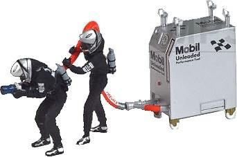 McLaren Pitstop Carga de Gasolina (2002) Minichamps 343100041 1/43