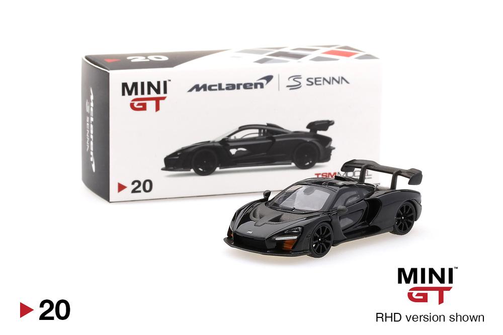 McLaren Senna (2018) TSM MGT00020-L 1/64