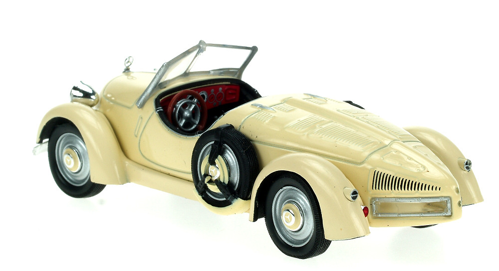 Mercedes 150 Sport Roadster (1938) White Box WBS0006 1/43