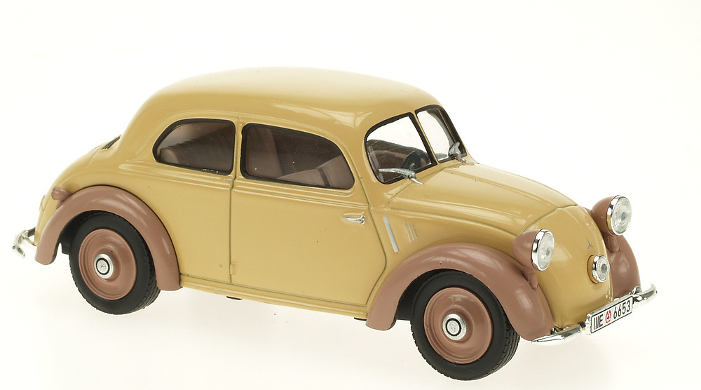 Mercedes 170 H -W28- (1938) White Box 1:43