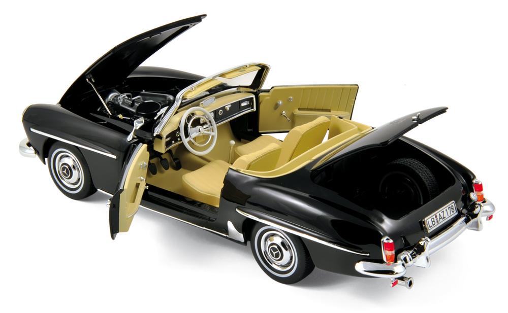 Mercedes Benz 190 SL -R121A- (1957) Norev 1/18 183538