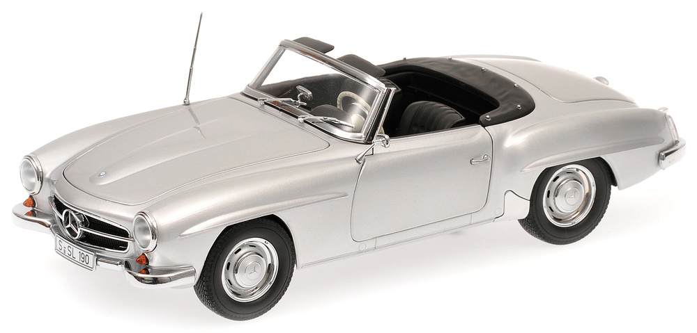 Mercedes Benz 190 SL -W121- (1955) Minichamps 100037031 1/18