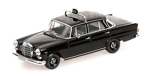Mercedes Benz 200D Taxi -W110- (1965) Minichamps 400037295 1/43