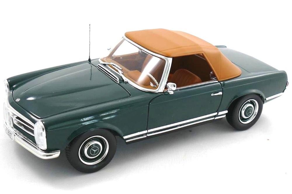 Mercedes Benz 230 SL -W113- (1967) Norev 1/18
