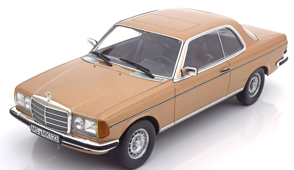 Mercedes 280 CE C123 (1980) Norev 183587 1:18
