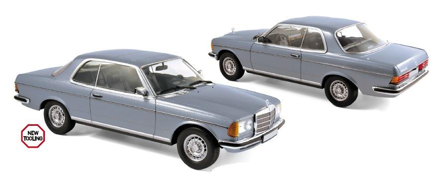 Mercedes 280 CE C123 (1980) Norev 183588 1:18
