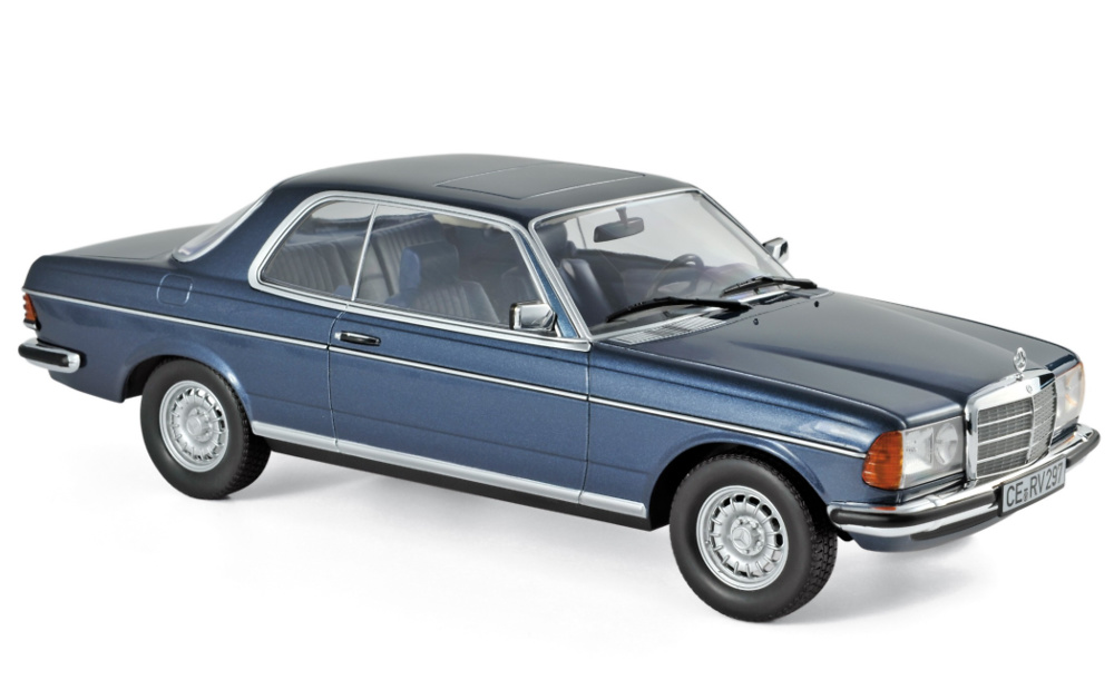 Mercedes 280 CE -W123- (1980) Norev 183589 1:18