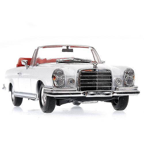 Mercedes Benz 280 SE 3.5 Cabriolet -W112- (1970) Minichamps 400038131 1/43