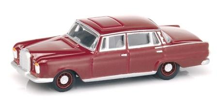 Mercedes 300 SE -W112- (1961) Bub 06270 1/87
