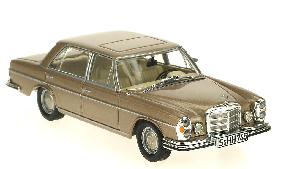 Mercedes 300 SEL 6.3 -W109- (1968) White Box 1:43