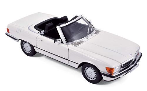 Mercedes Benz 300 SL -R107- (1986) Norev 183513 1:18