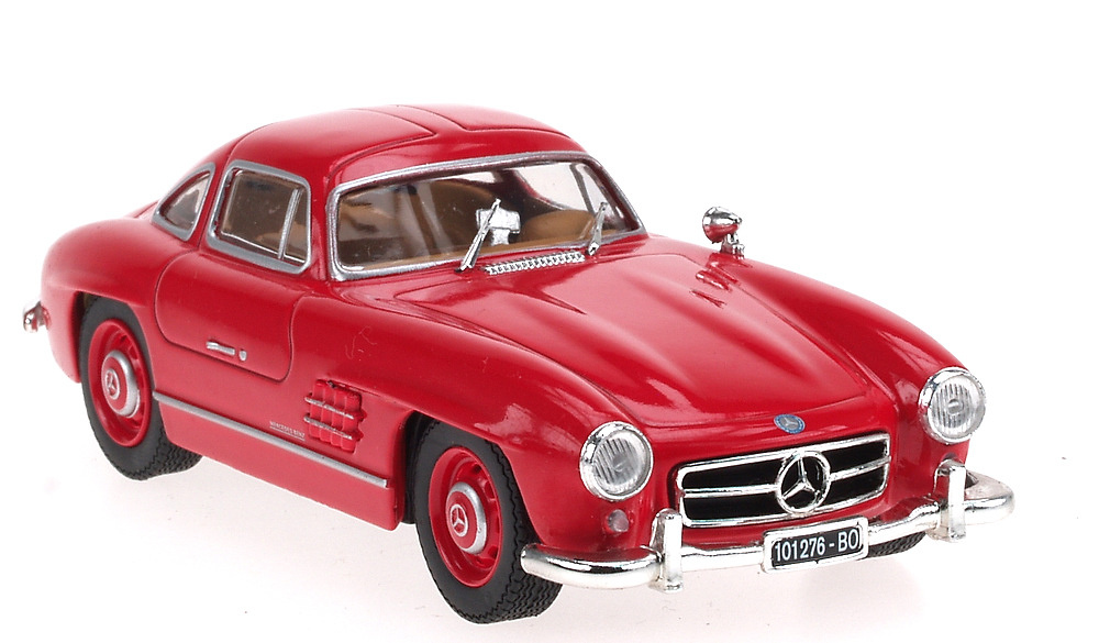 Mercedes Benz 300 SL -W198- (1954) RBA Entrega 22 1:43