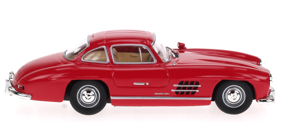 Mercedes 300 SL -W198- (1954) White Box 1:43
