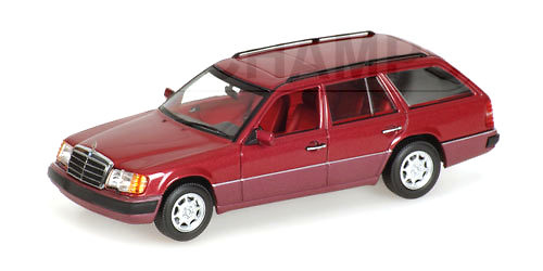 Mercedes Benz 300TE Familiar -W124- (1990) Minichamps 400037010 1/43