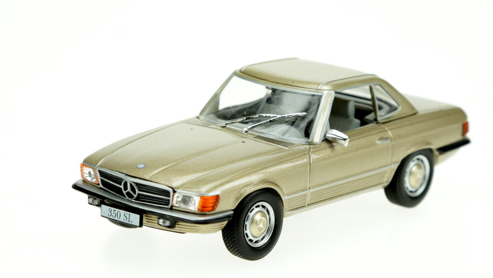 Mercedes 350 SL -R107- (1971) White Box WB116 1:43