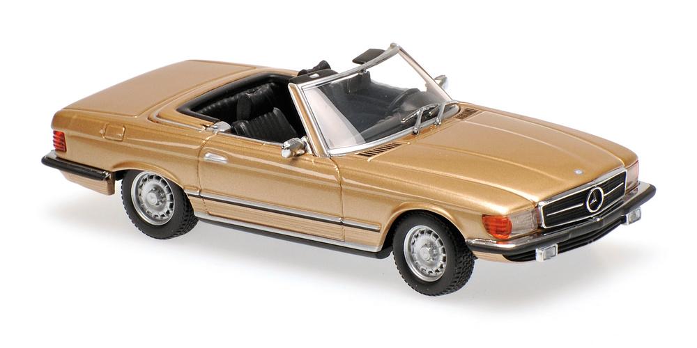 Mercedes 350 SL -R107- (1974) Maxichamps 940033431 1/43