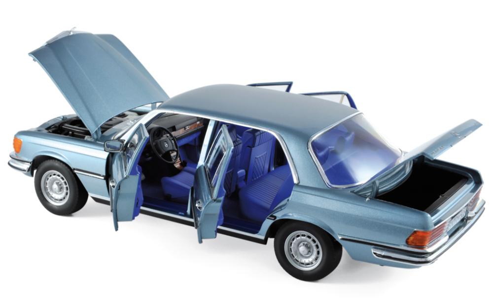 Mercedes 450 SEL 6.9 -W116- (1975) Norev 183457 1:18