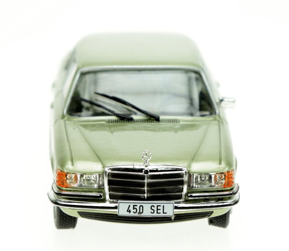 Mercedes 450 SEL -W116- (1972) White Box WB127 1:43