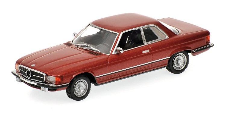 Mercedes Benz 450 SLC -R107- (1974) Minichamps 430033427 1/43