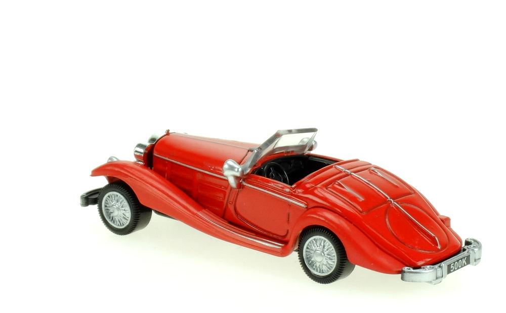 Mercedes 500 K -W29- (1935) Norev 311644 1/64