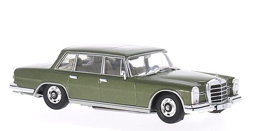 Mercedes 600 -W100- (1964) White Box WB176 1:43