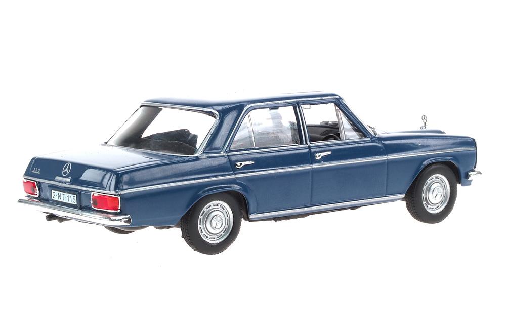 Mercedes /8 -W115- (1970) Atlas 1:43