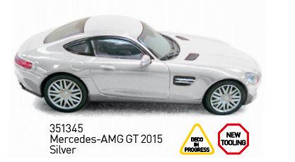 Mercedes AMG GT (2015) Norev 351345 1:43