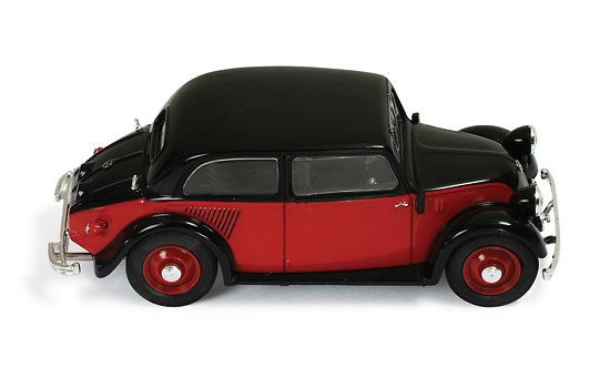 Mercedes Benz 130 -W23- (1934) Ixo MUS026 1/43