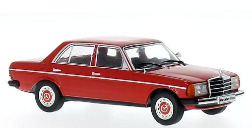 Mercedes Benz 200D -W123- (1976) White Box WB173 1:43