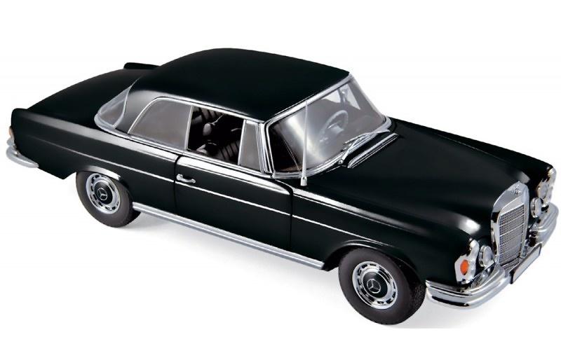Mercedes Benz 280 SE Coupé -W111- (1969) Norev 183432 1:18