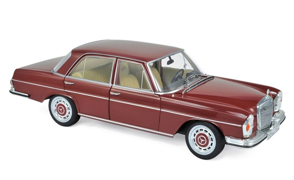Mercedes Benz 280 SE -W108- (1968) Norev 183431 1:18
