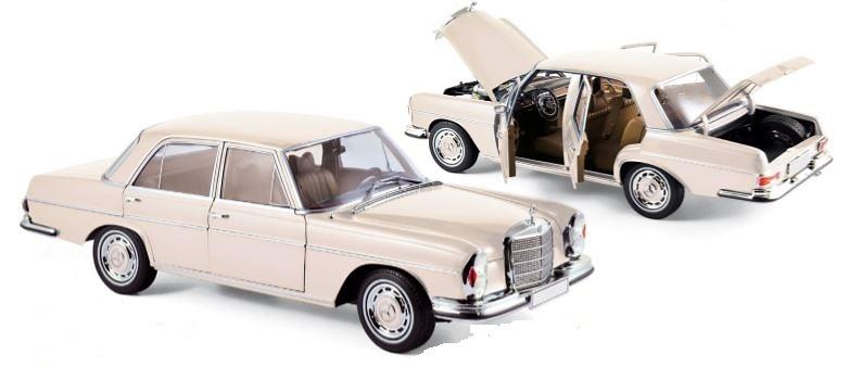 Mercedes Benz 280 SE -W108- (1969) Norev 183569 1:18