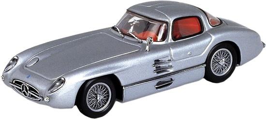 Mercedes Benz 300 SLR Coupé -W198 I- (1955) Minichamps 1/43
