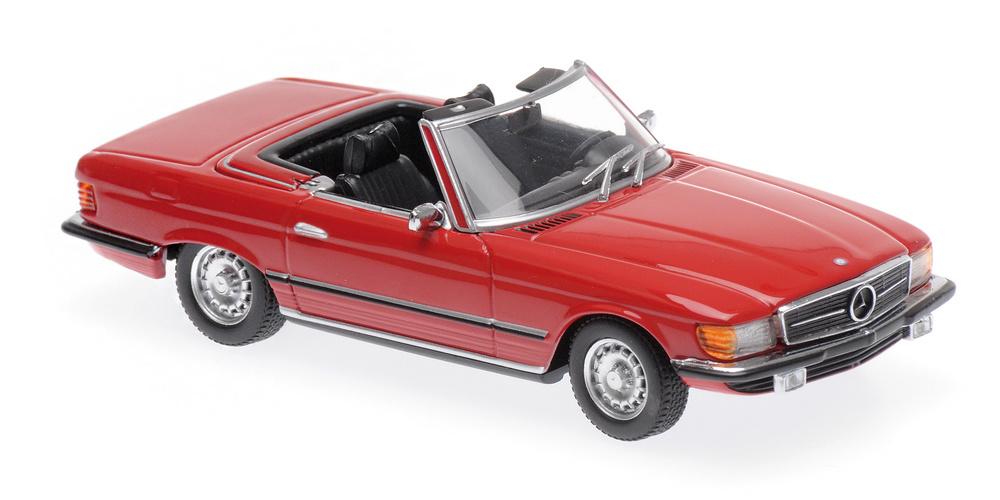 Mercedes Benz 350 SL -R107- (1974) Maxichamps 940033432 1/43