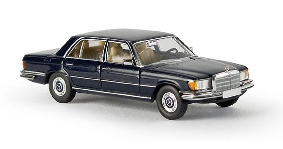 Mercedes Benz 450 SEL -W116- (1972) Brekina 13150 1/87