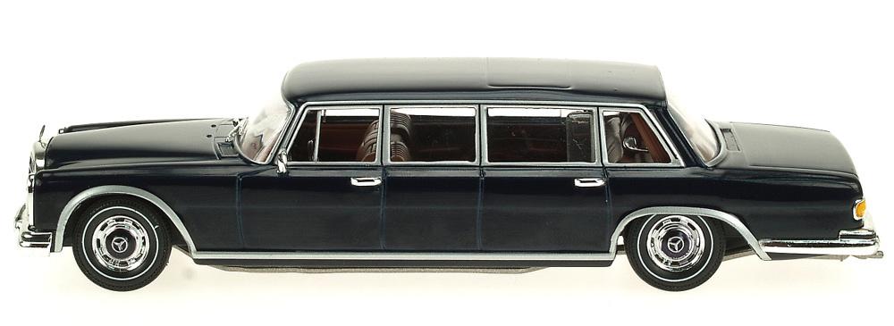 Mercedes Benz 600 Pullman -W100- (1963) Altaya Entrega 02 1/43