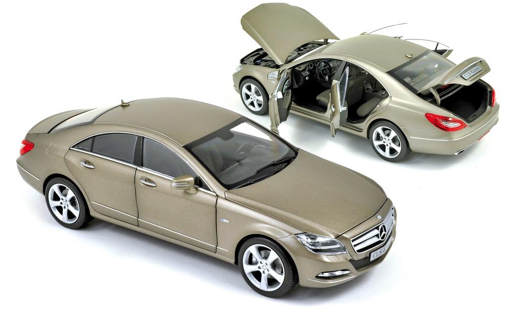 Mercedes Benz CLS -W218- (2010) 183554 Norev 1:18