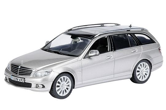 Mercedes Benz Clase C -W204- Serie Elegance (2007) Schuco 04941 1/43