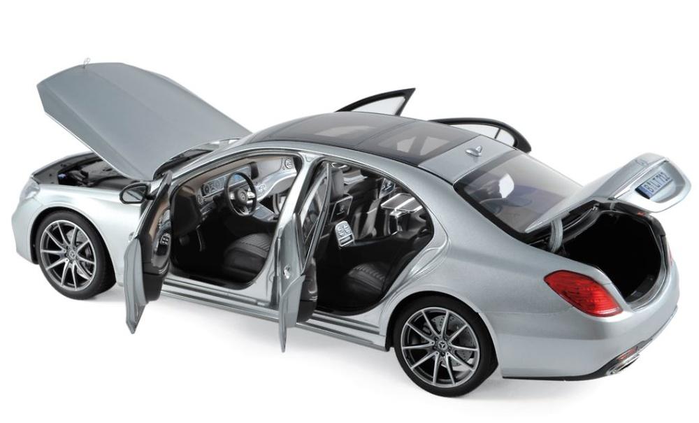 Mercedes Benz Clase S AMG-Line -W222- (2018) Norev 183479 1:18