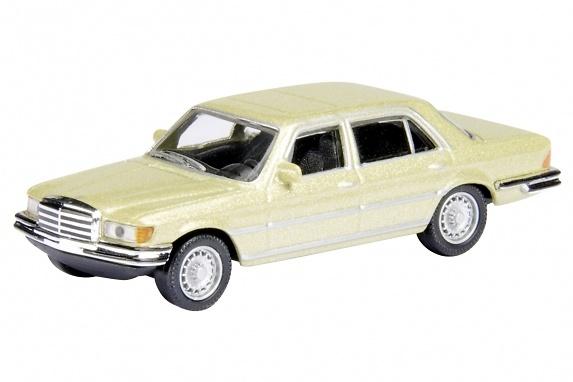 Mercedes Benz Clase S - W116- (1972) Schuco 452577400 1/87