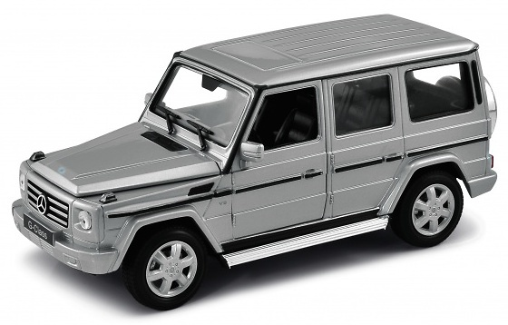 Mercedes Benz G -W463- (2006) Welly 24012 1:24
