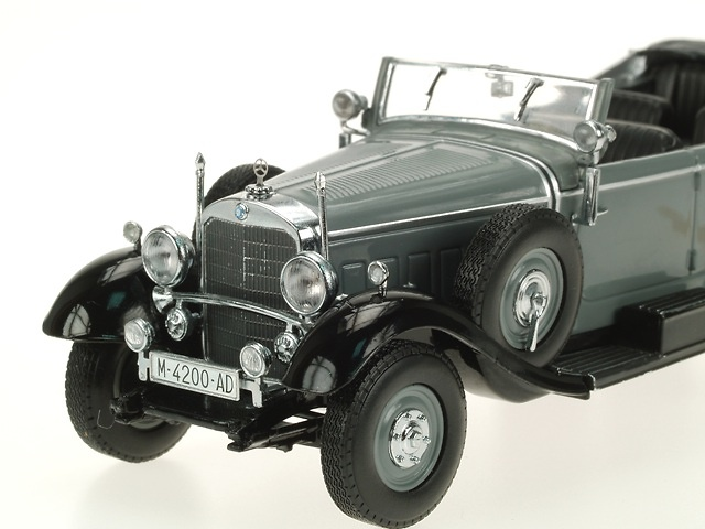 Mercedes benz g4 francisco franco w31 1934 minichamps for Mercedes benz g4