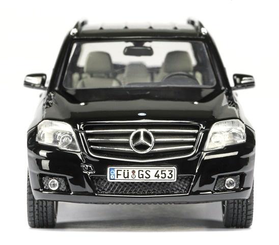 Mercedes Benz GLK (2009) Schuco 450727600 1/43