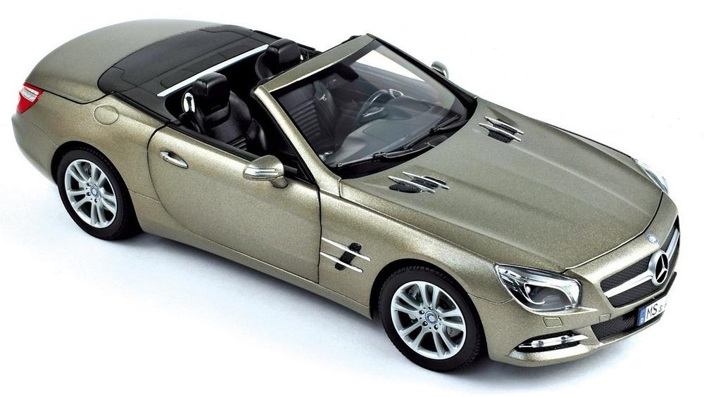 Mercedes Benz SL500 -R230- (2012) Norev 1/18
