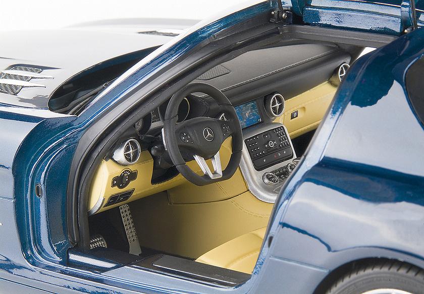 Mercedes Benz SLS AMG (2010) Premium Clasixxs 10601 1/12